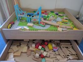 Small world train set