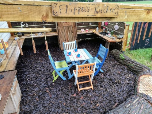 Fluppet's Montessori Outdoor